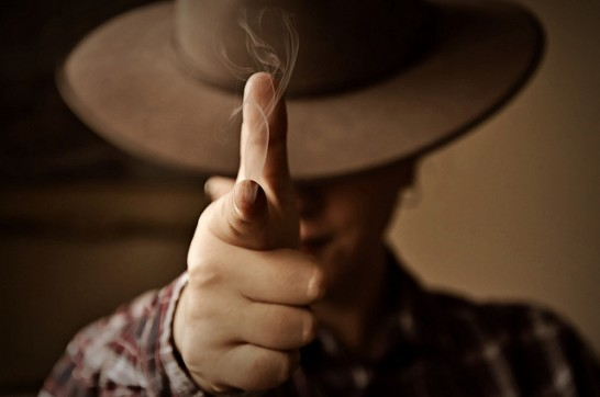 指はセックスの象徴